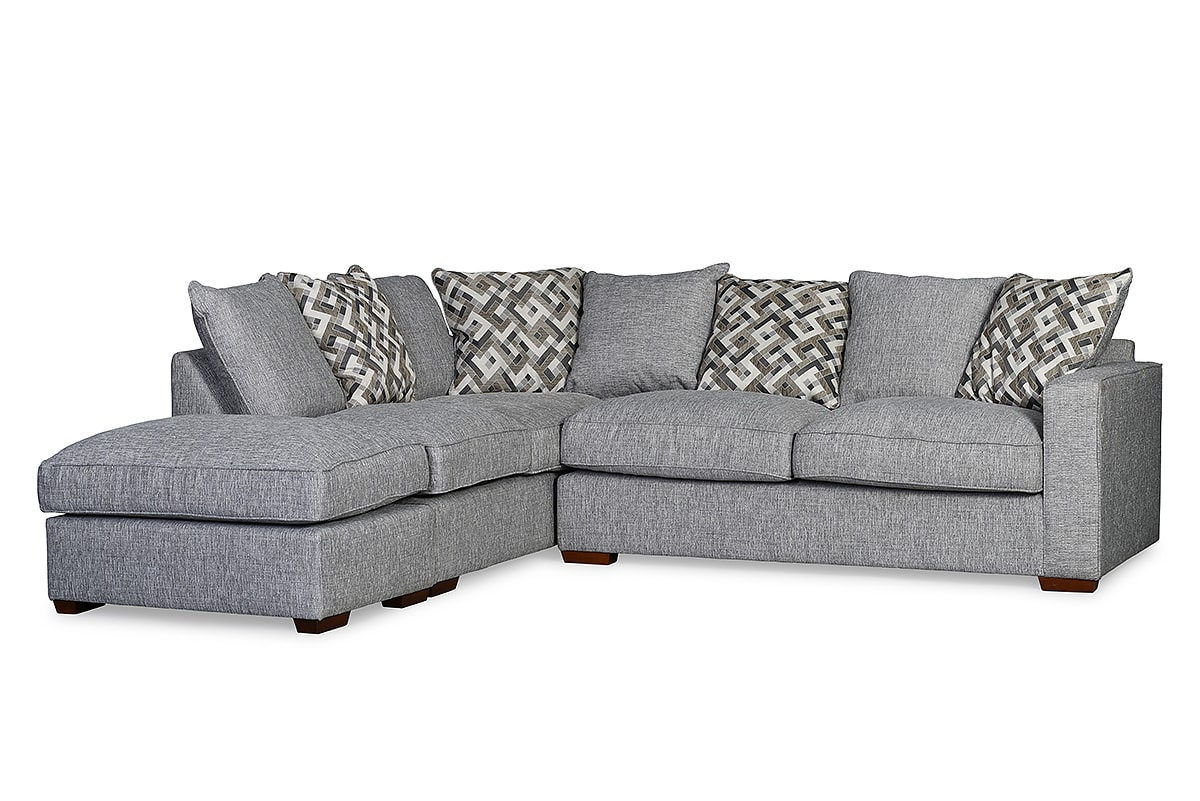 Kennedy Sofa Left Hand Facing Corner Unit – Michael Murphy ...