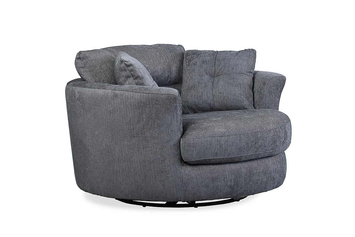 nelson swivel chair charcoal furniture stores ireland