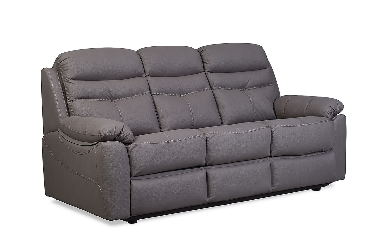 flint 3 seater sofa bed