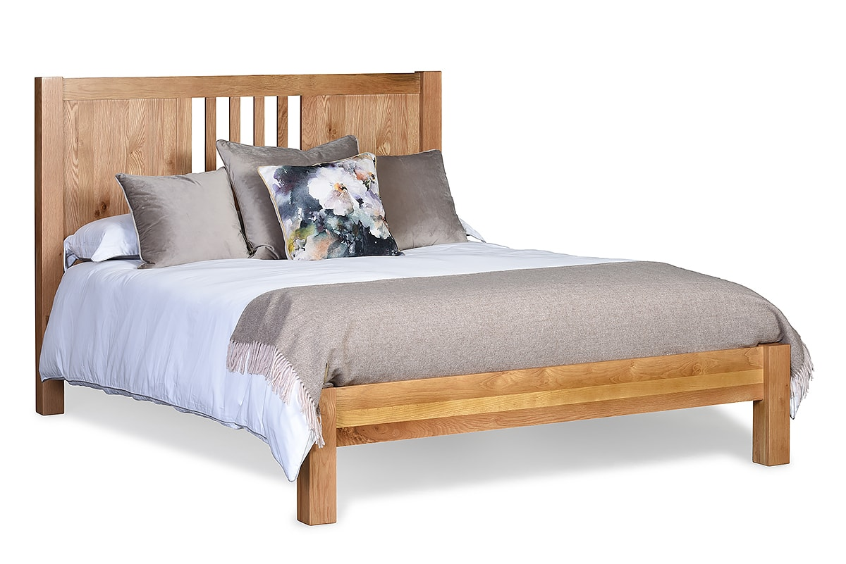 Stockholm 4\'6 Bed Frame - Furniture Stores Ireland