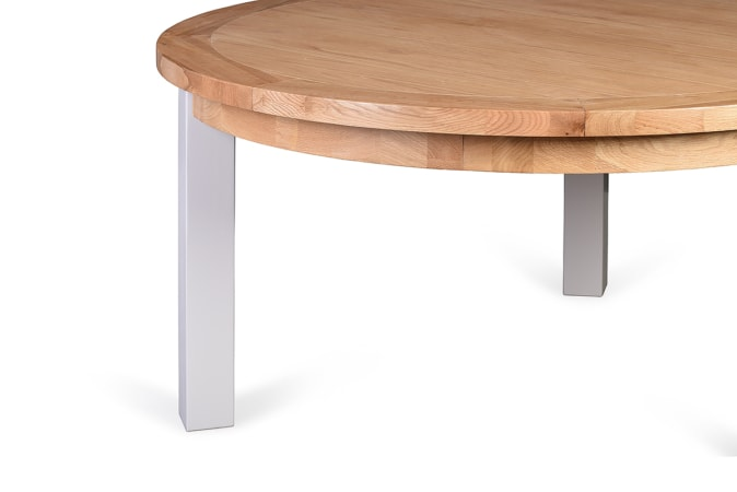 Caravel Round Dining Table 1600 Michael Murphy Home