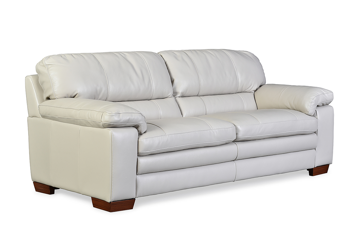 Colorado Leather 3 Seater Sofa – Michael Murphy Home Furnishing