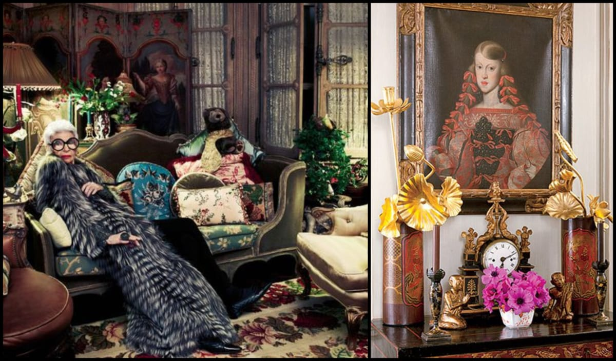 Iris apfel maximalism at its most magnificent