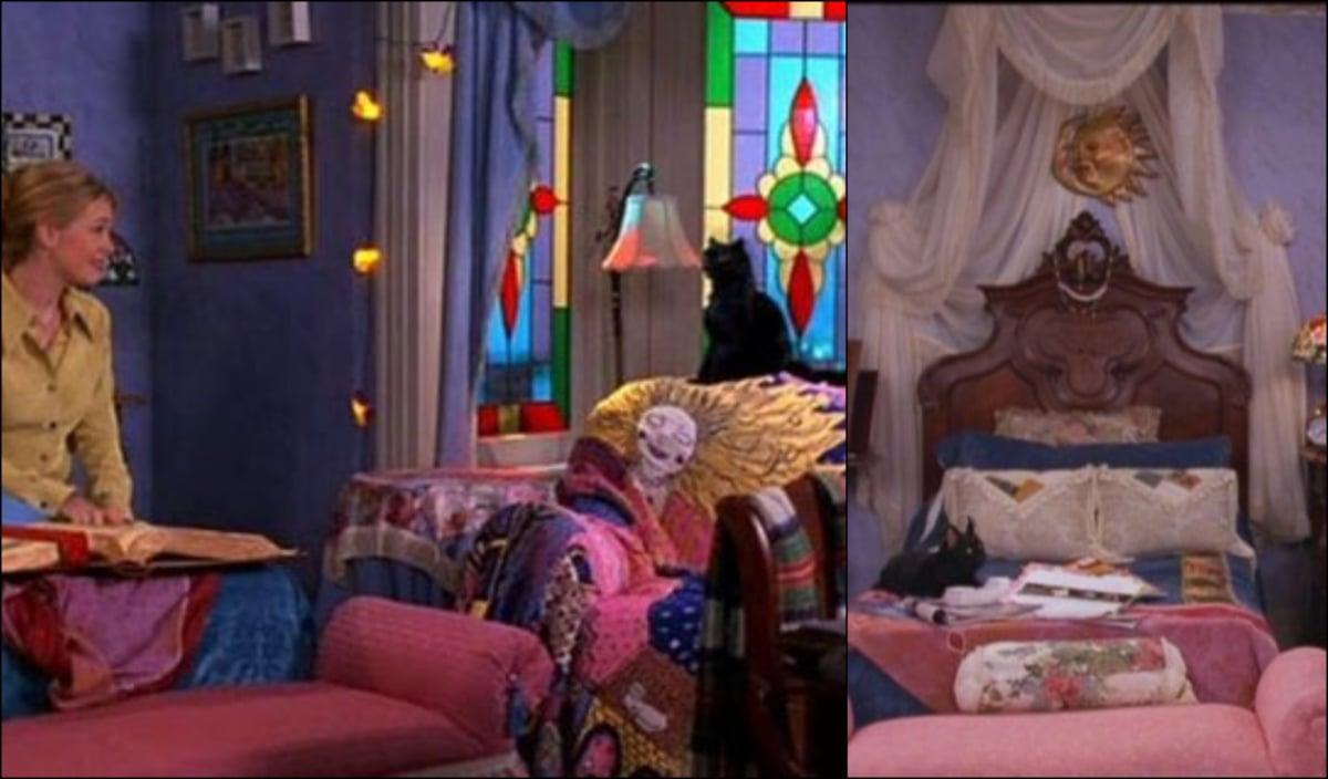 90 S Interior Magic Sabrina The Teenage Witch Michael