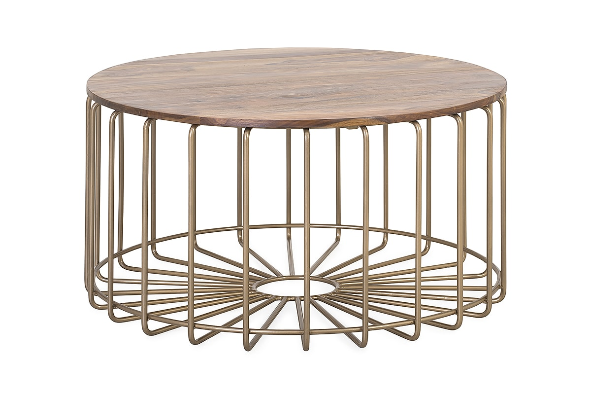 Round Coffee Table Ireland 4