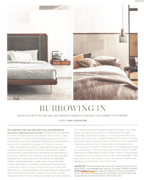 68066241ecd As Seen In... Selected Press Coverage - Michael Murphy Home Furnishing