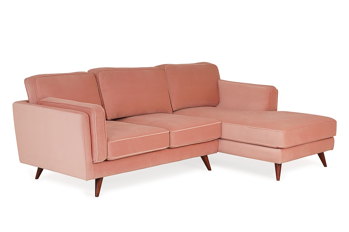 Lauren 2 Seater Sofa with Chaise RHF