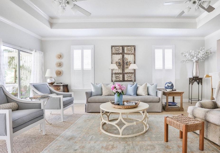 Design Focus Transtional Interiors Michael Murphy Home